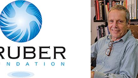 Nick Kaiser lauréat du prix Gruber 2019