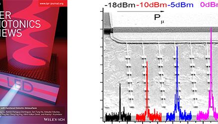 Détecteurs à antenne patch fonctionnant à température ambiante dans l'infrarouge moyen (λ ≈ 9 µm) pour l'hétérodyne
